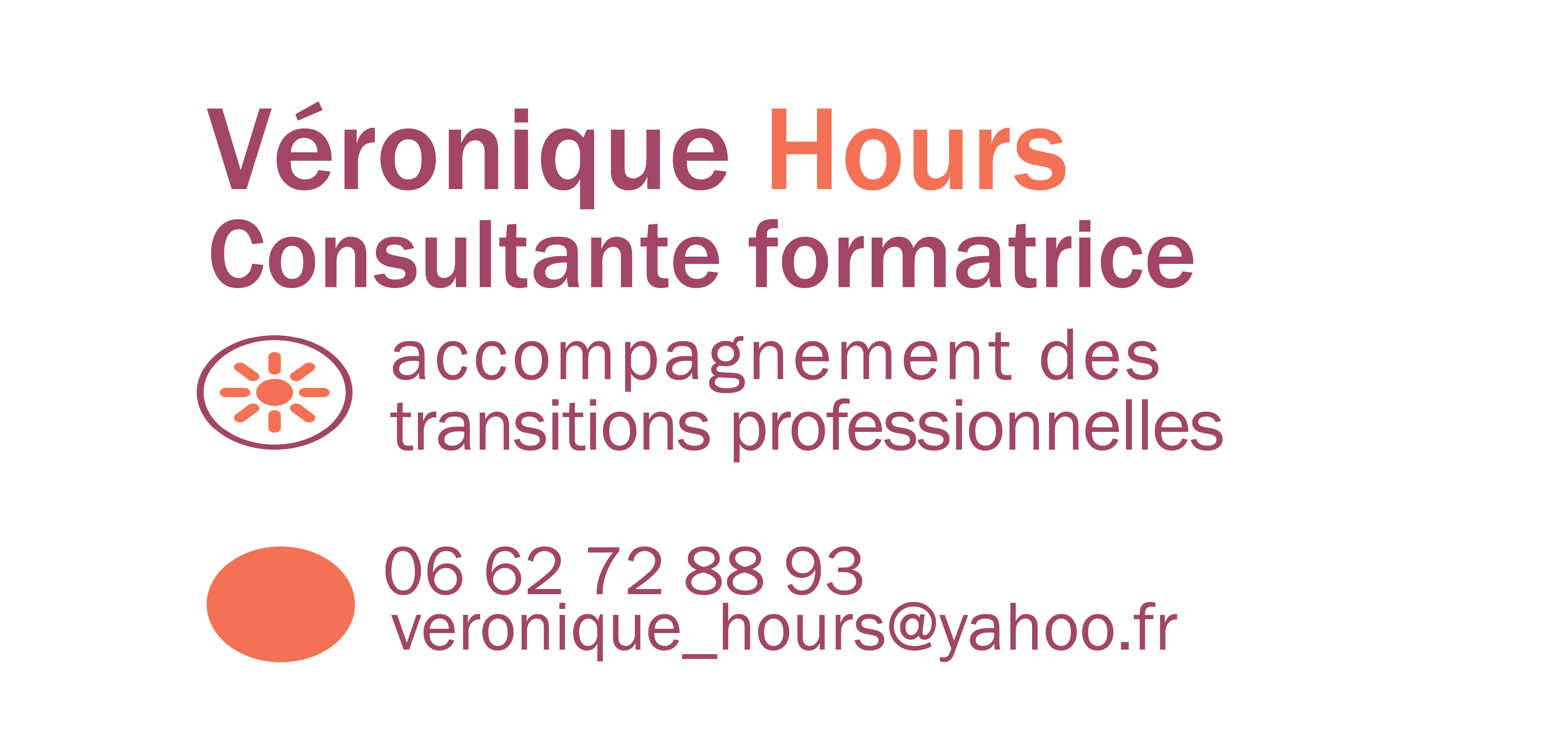 Logo Hours Véronique