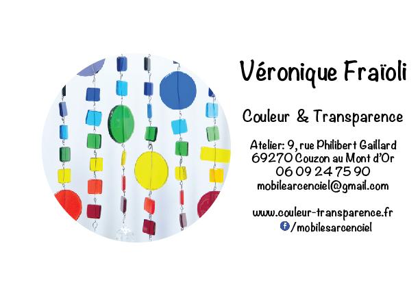 Logo Véronique Fraioli