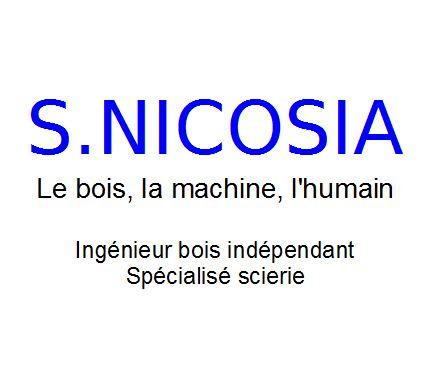 Logo NICOSIA Stéphane