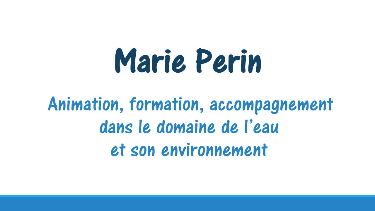 Logo Perin Marie