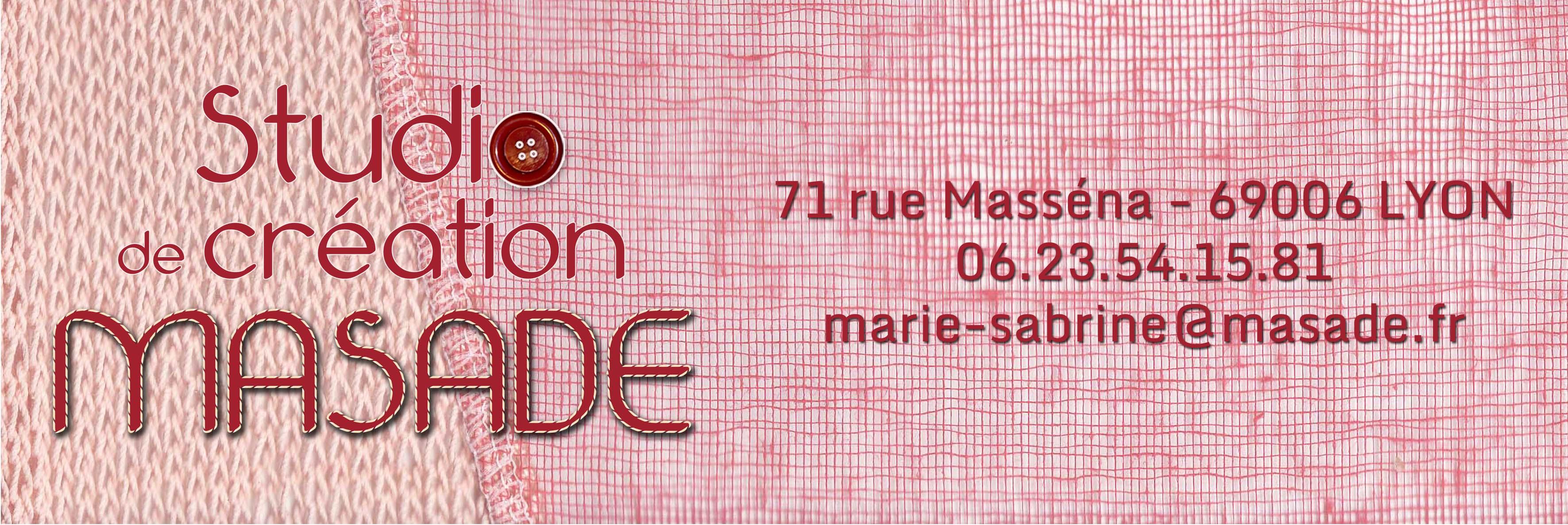Logo Marie Sabrine Delaye