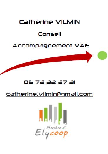 Logo Vilmin Catherine