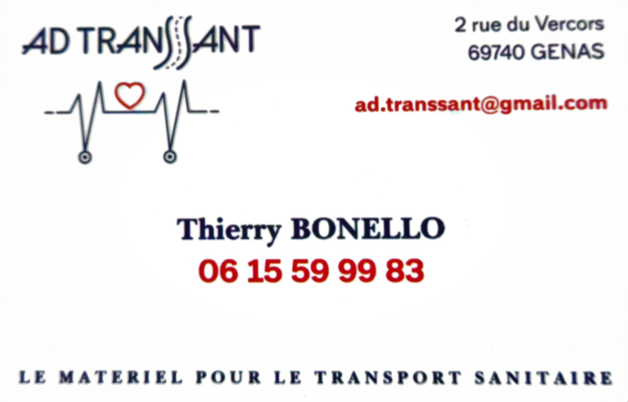 Logo Thierry Bonello